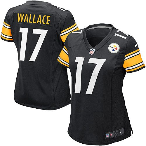 Nike NFL Pittsburgh Steelers Mike Wallace Men's Replica Jersey