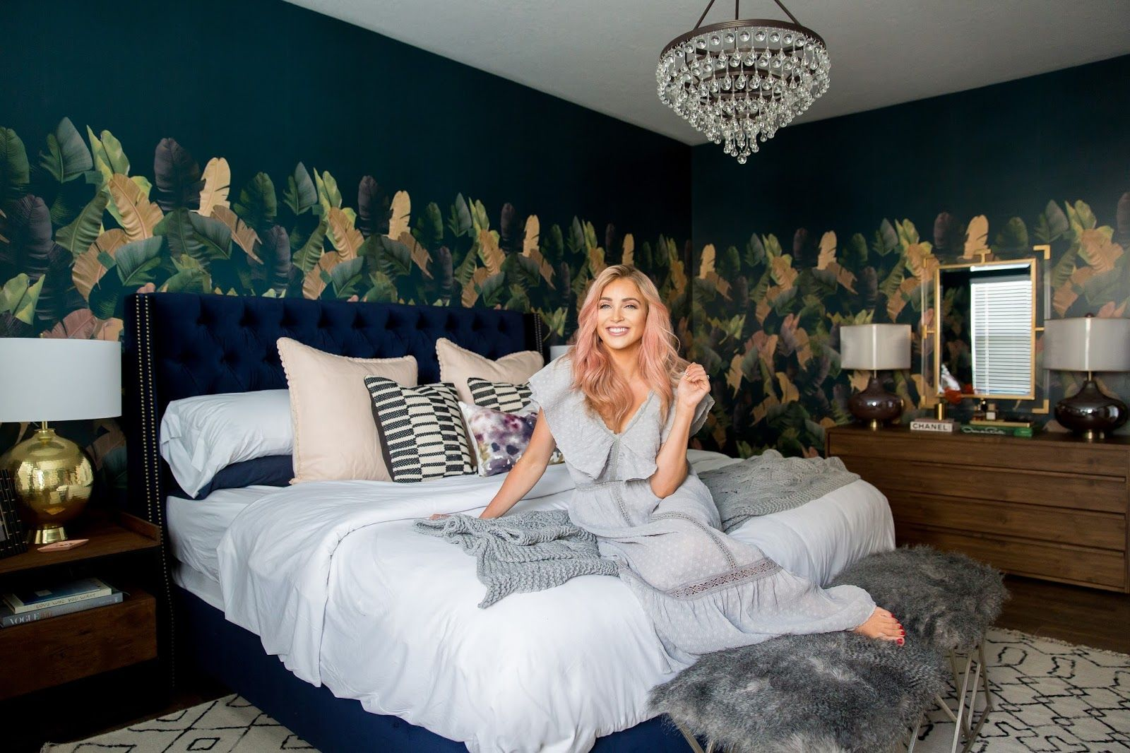 Wallpaper Design with Lulu & Cara Loren Lulu