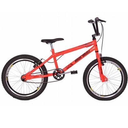 Bicicleta Mormaii Cross Energy - Aro 20 Laranja Escuro | Netshoes