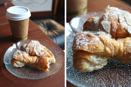 Ghyslain on Market: pastries, homemade gelato, and a wide assortment of gourmet chocolates