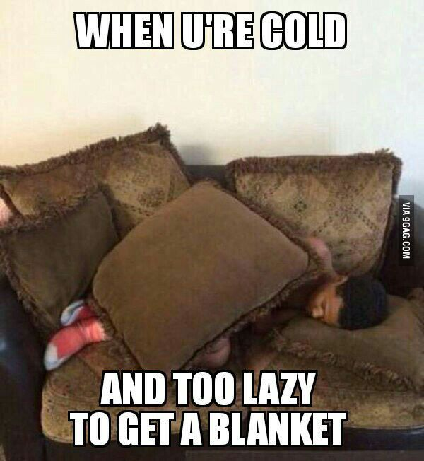Only lazy people know the struggle