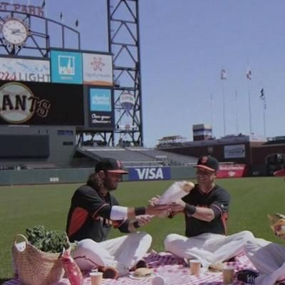 Watch: San Francisco Giants re-create Full House opening credits