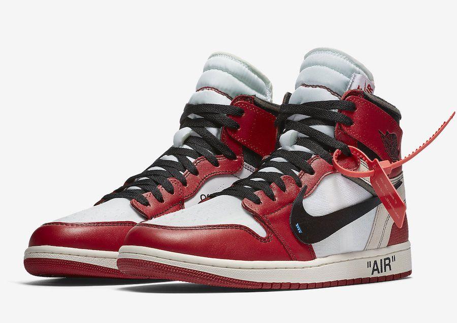 "The Off-White Air Jordan 1 ""The Ten"". Jordan Release DatesShoes ..."