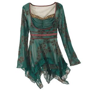 Forest Finery Top