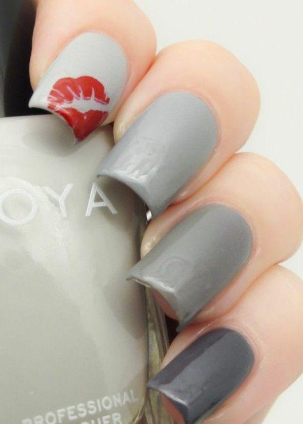 fingern gel design dream nails bilder rote lippen. Black Bedroom Furniture Sets. Home Design Ideas