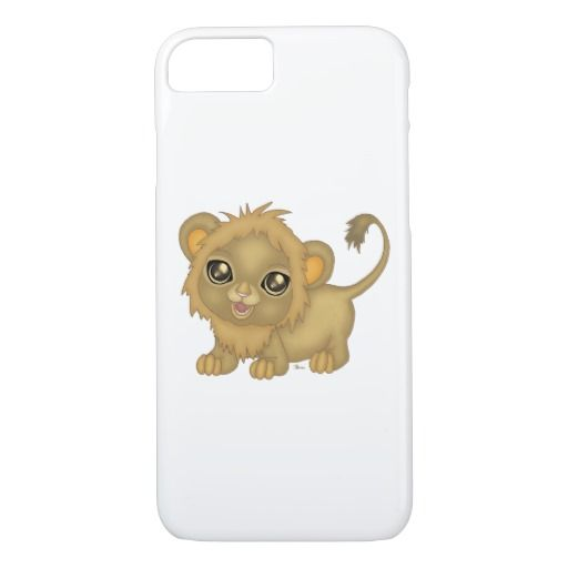 Cute Baby Lion iPhone 7 Case