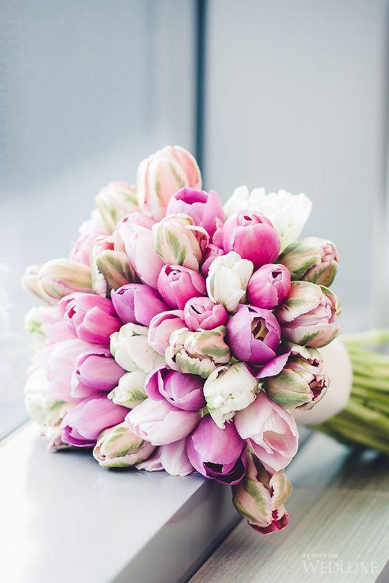 Bouquet Sposa Quali Fiori Scegliere.Bouquet Di Primavera Quali Sono I Fiori Migliori Da Scegliere