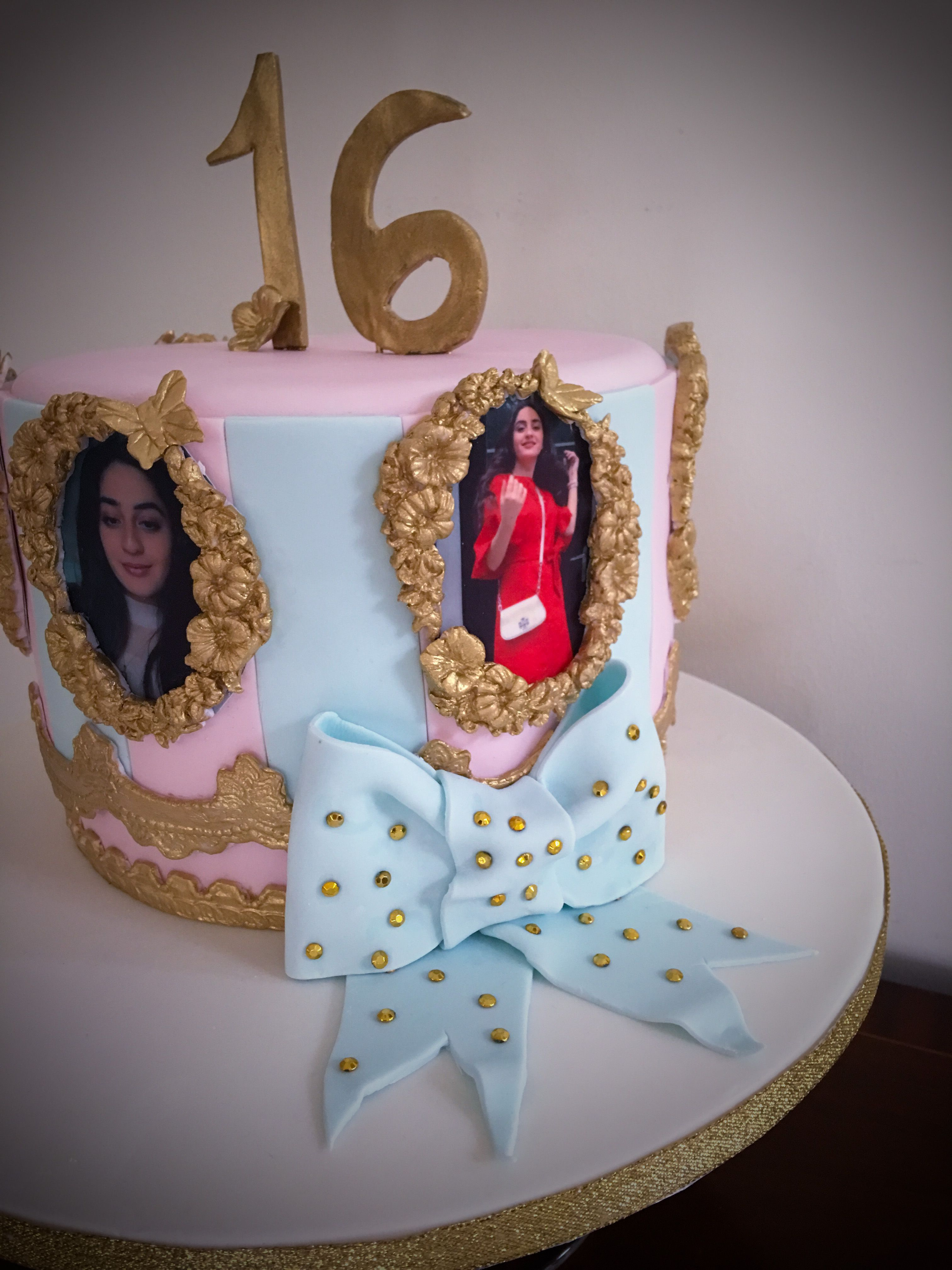 16th Birthday Cake 16 Year Old Birthday Party Ideas Themes
