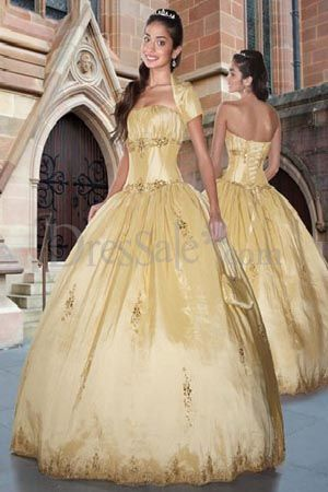romeo & juliet style ball gown