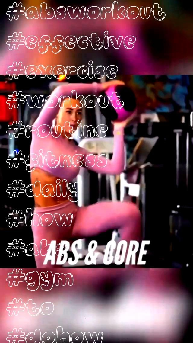 #absworkout #effective #exercise #workout #routine #fitness #daily #how #abs #gym #to #dohow to do e...