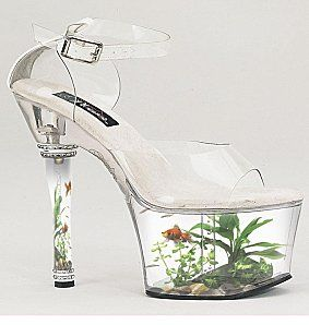 Fish Tank Shoe!!!