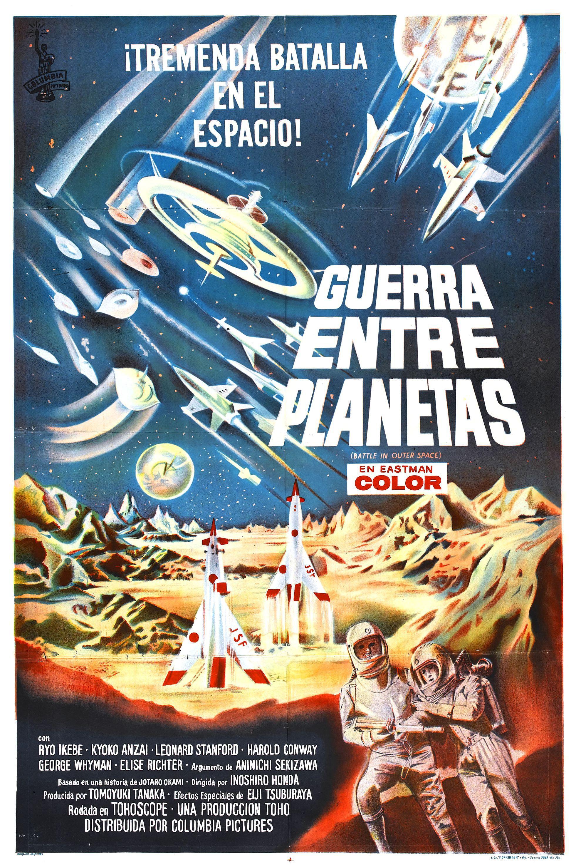 Guerra entre planetas film