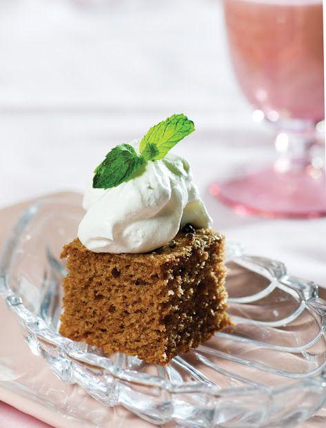 Yummy Sin-amon cake.