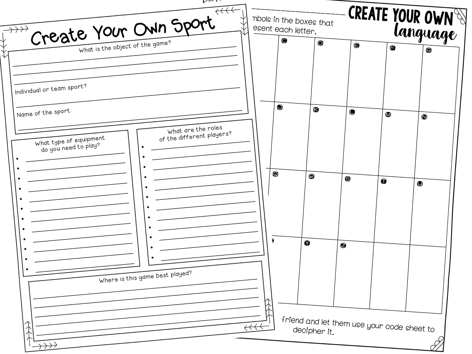 Need classroom ideas and activities for the elementary