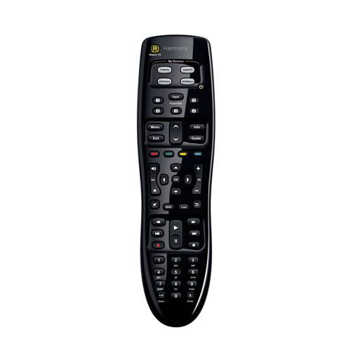 Black 915-000293 Logitech Harmony 665 10-Device Universal Remote Control