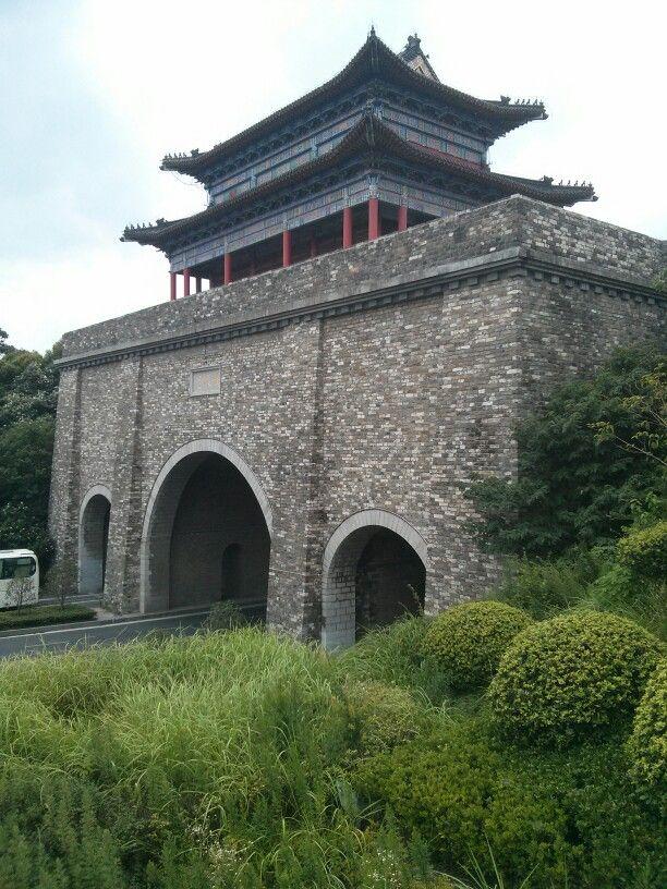 Ming Gate Nanjing China In China Try Www