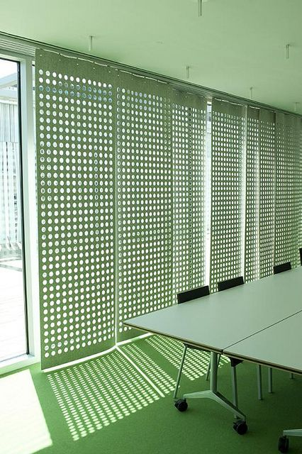 Untitled Interior Design Acoustic Panels Window Wall