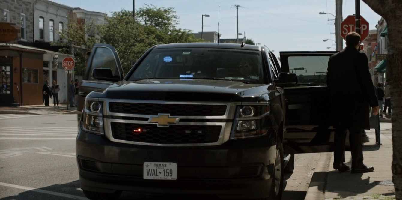 Chevrolet Suburban Suv In House Of Cards Chapter