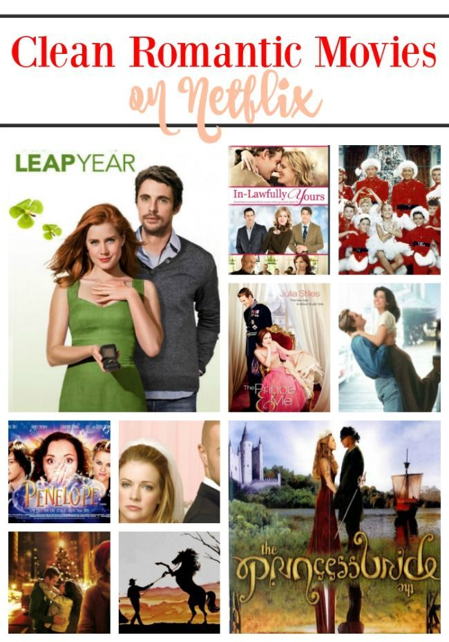 Best clean romance movies