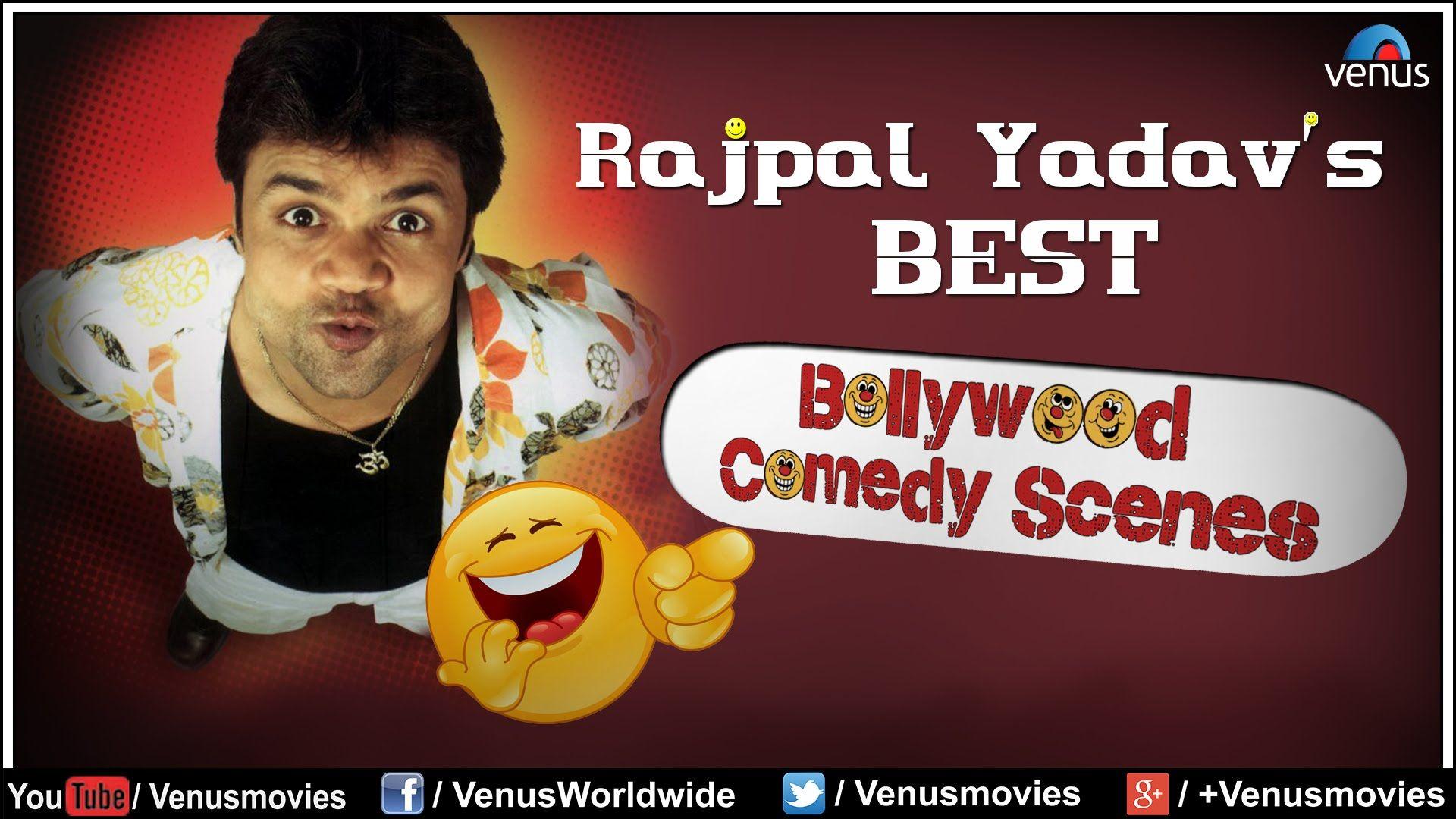 Bollywood Comedy Scenes of Rajpal Yadav