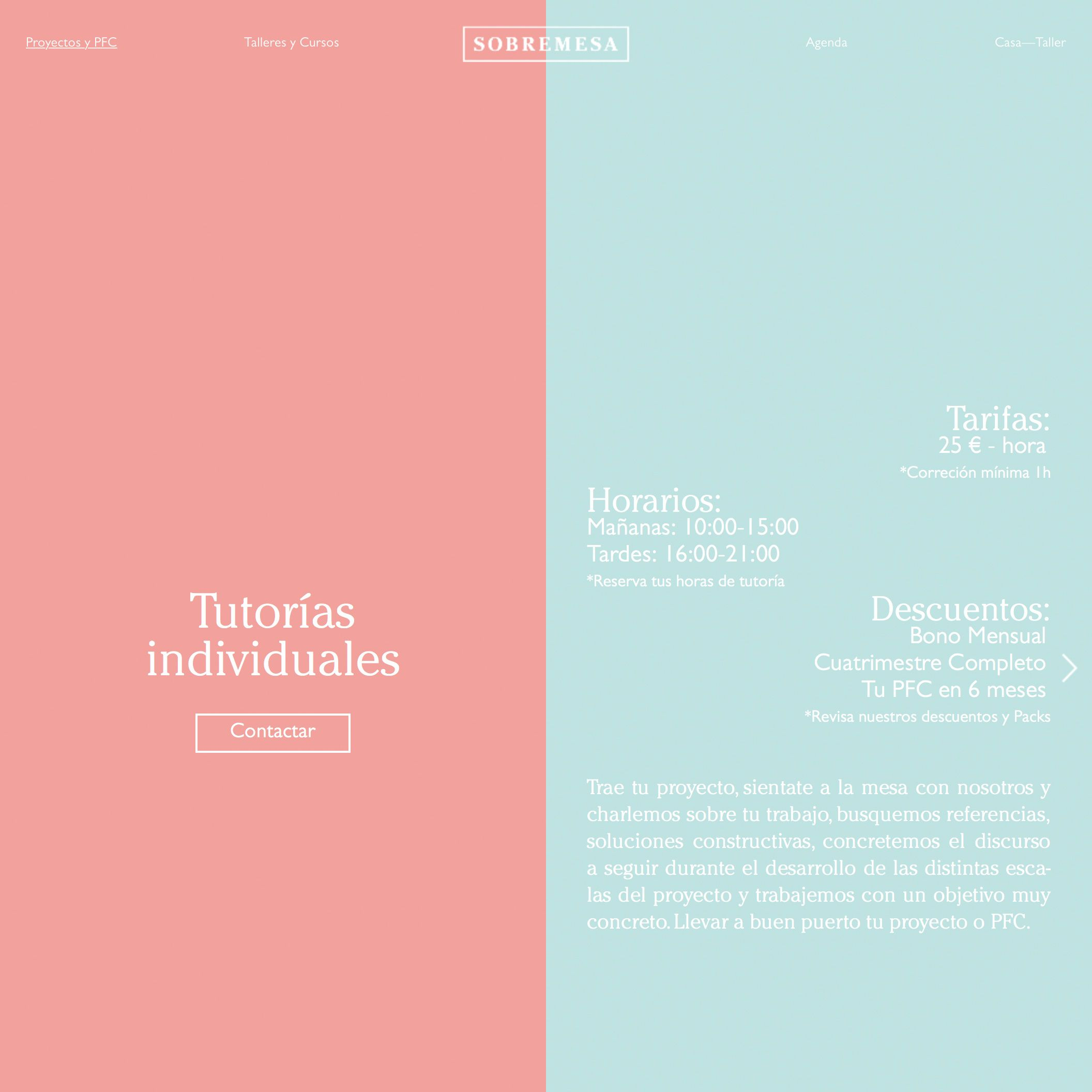 Sobremesa Typewolf Typography Layout Pixel Design Web Design