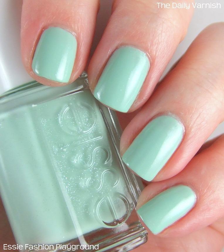 Essie - Fashion Playground   Essie nail polish   Pinterest   Esmalte ...