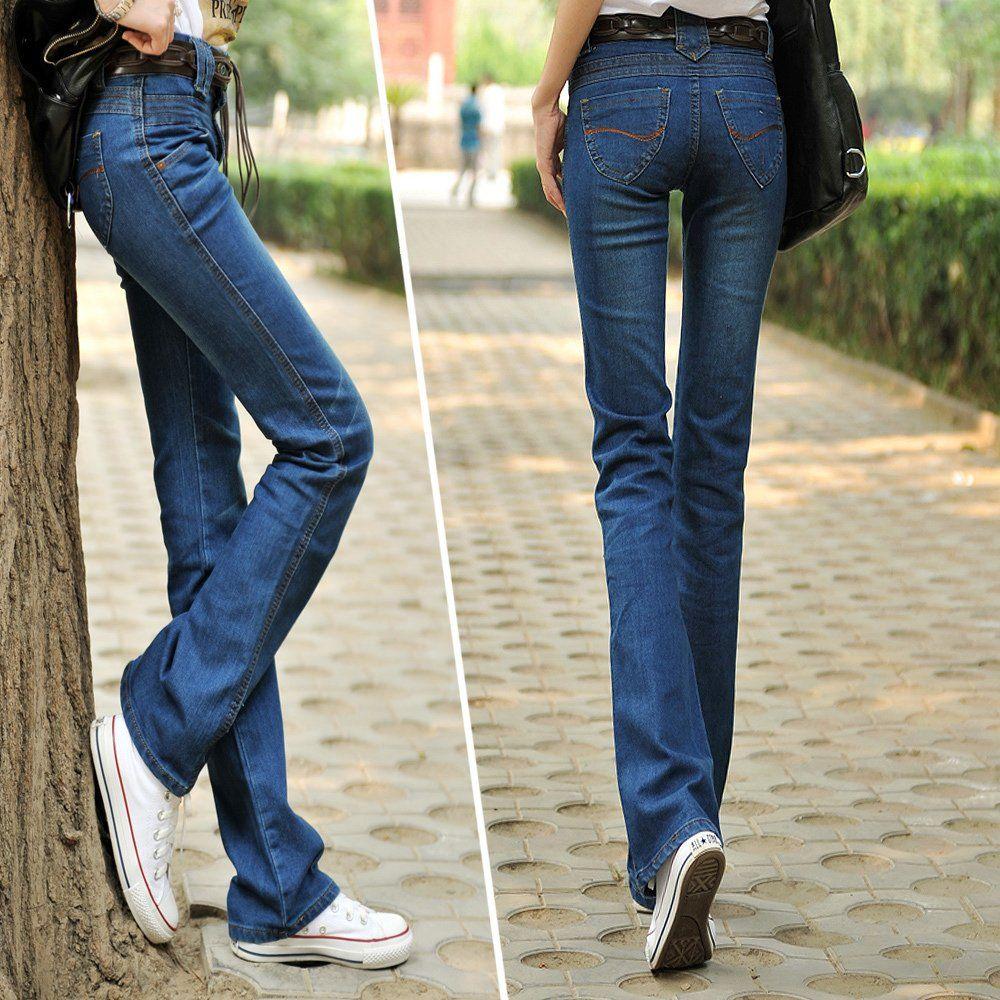 Best women's skinny bootcut jeans