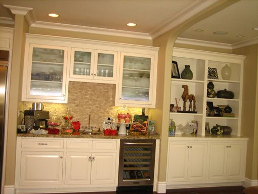 Kitchen Wall Cabinets  Kitchen Wall Cabinets  Pinterest Endearing 2 Wall Kitchen Designs Design Decoration