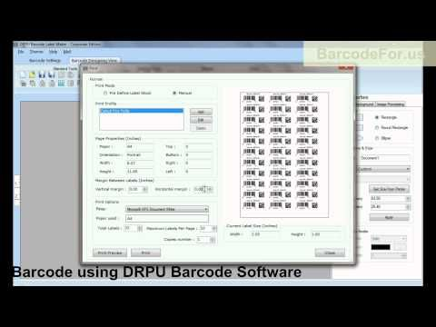 How To Design Barcode Labels With Different Barcode Fonts Barcode Labels Create Labels Create Barcode