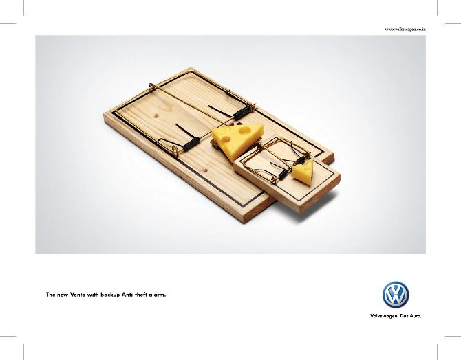VW Double Trap - Portfolio