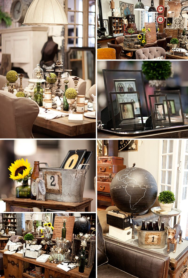 Mercadillos De Muebles Cool Shop With Great Displays Tiendas Mercadillos Pinterest