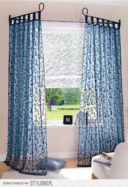 Yes Exactly This Kind Of Curtain Rod Home Curtains Curtain
