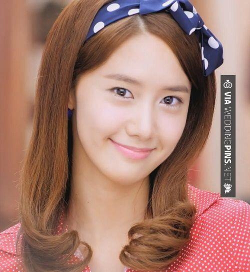Korean Medium Hairstyles 2015 Cute For Hair Girls New Haircuts