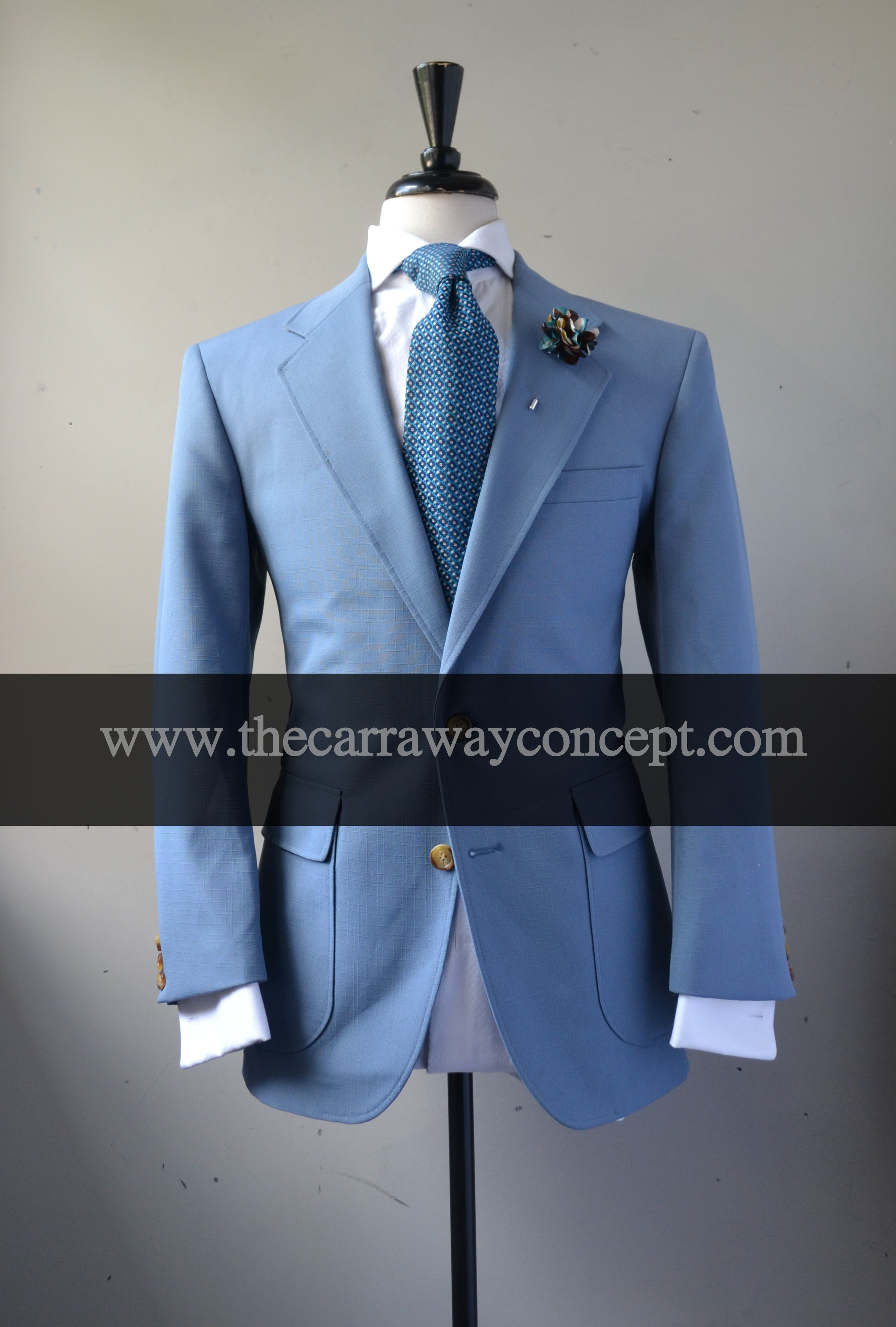 Thecarrawayconcept the bed room pinterest blue blazers dapper