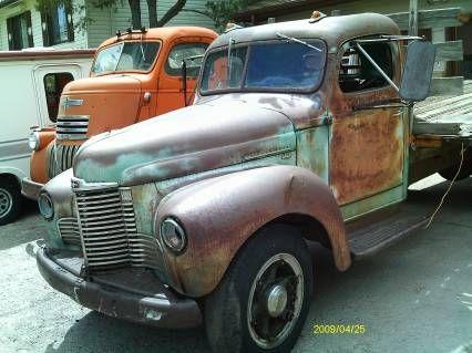 For Sale 1948 International Kb 5 Original Unrestored For Sale