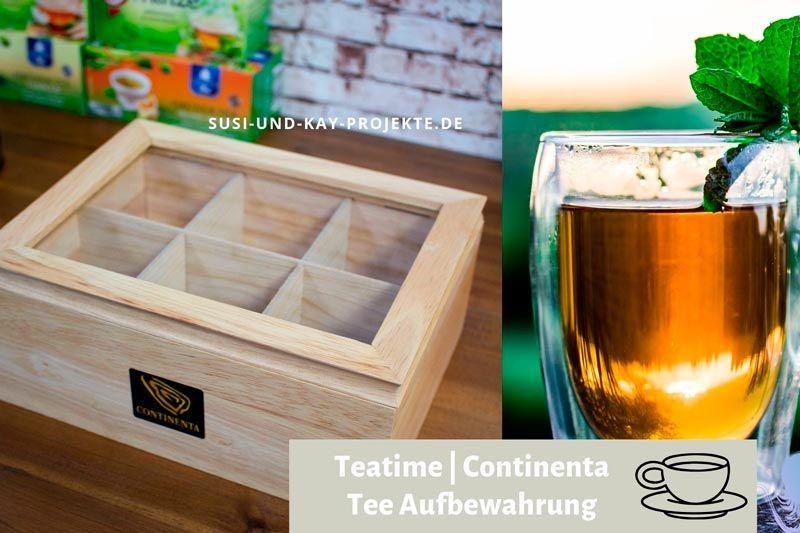 Teatime Aufbewahrung Aufbewahrungsbox Und Teebeutelbox