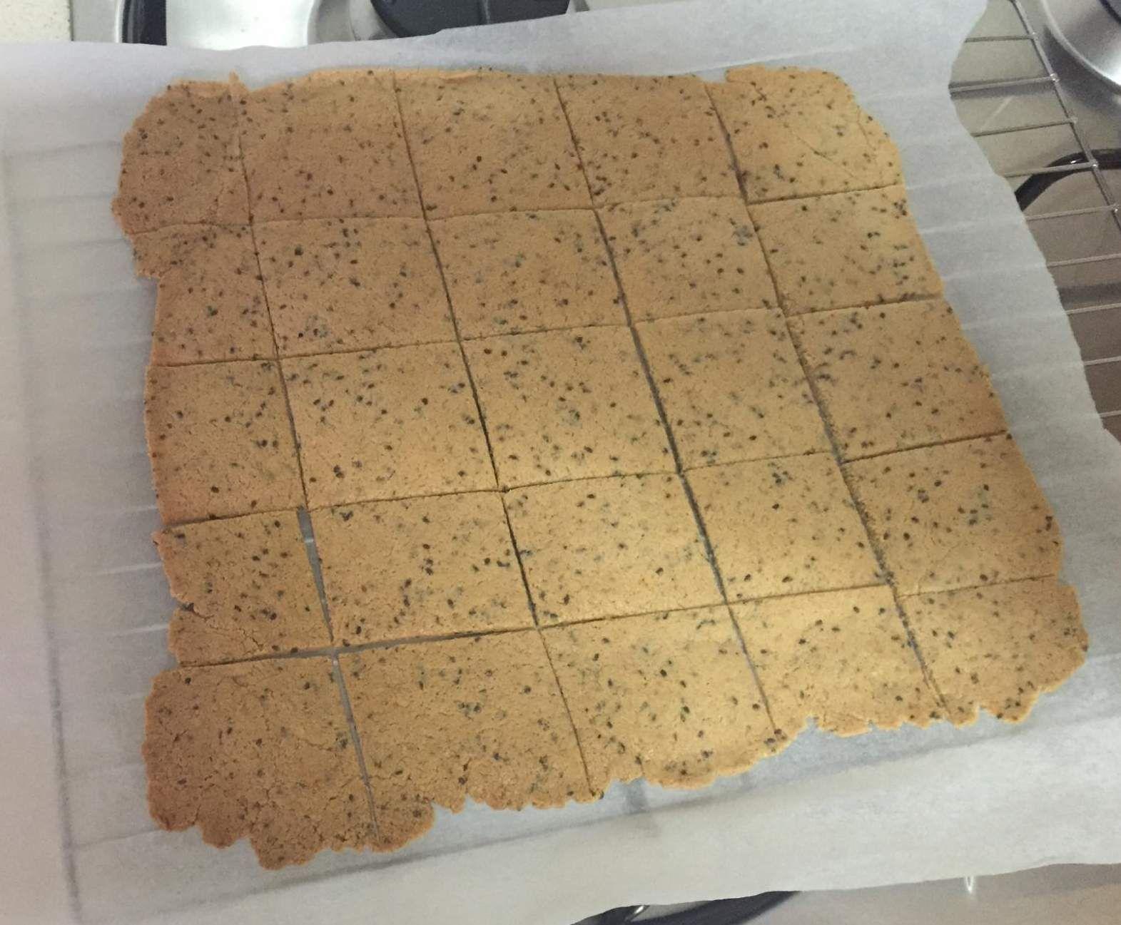 Keto Cake Recipe Thermomix: Recipe Clone Of Almond Crackers (grain Free) By Me.walton