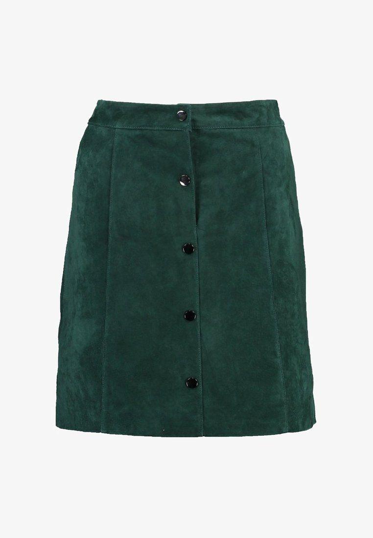 6956a410 VIDOROTA - Miniskjørt - bayberry @ Zalando.no 🛒 in 2019   Skirts