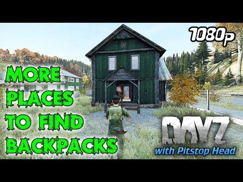 2 More Places To Find Backpacks In Dayz Standalone House Styles