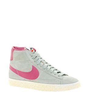 Vergrößern Nike – Blazer – Turnschuh in Mittelgrau. Graue TurnschuheNike  BlazersNike Schuhe SteckdoseRabatt-websitesFrisch TritteFashion OnlineOlivia  ...