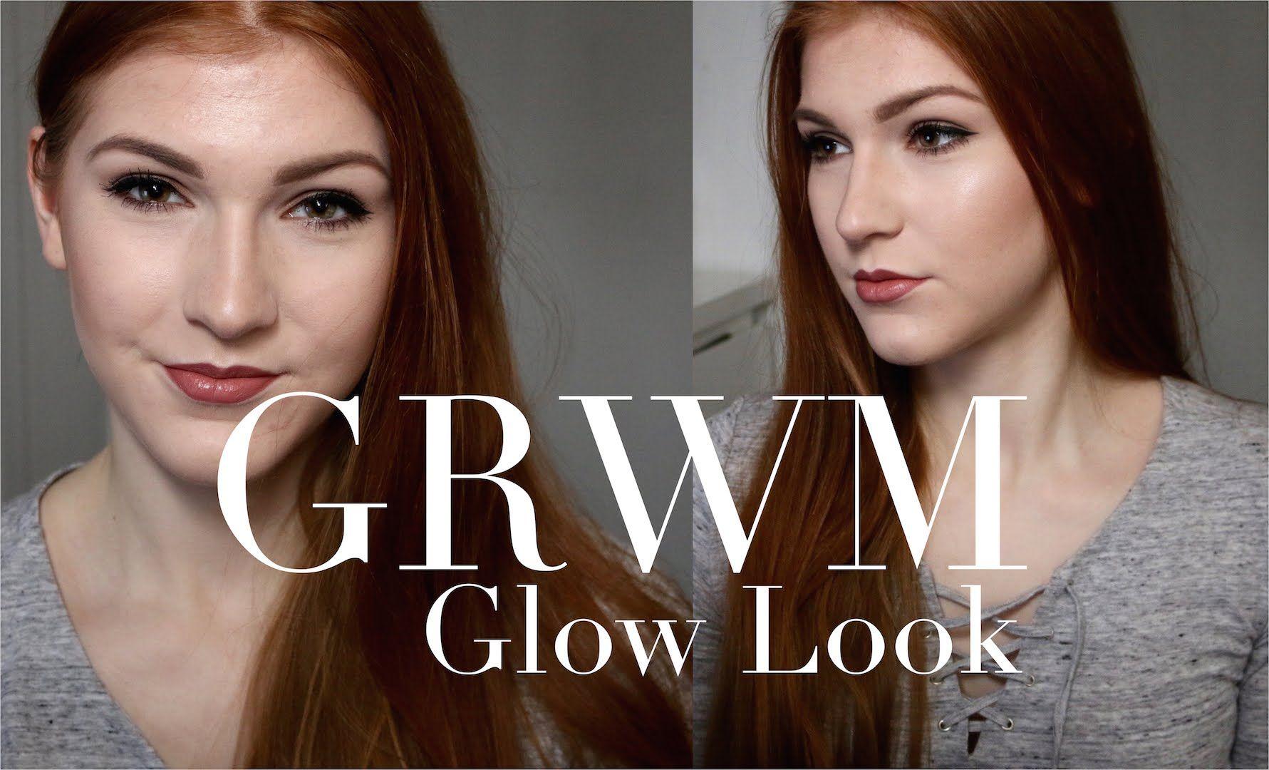 GRWM ♡ Glow Look