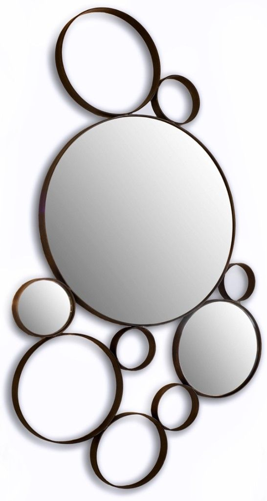 Bubble Mirror by ROOM