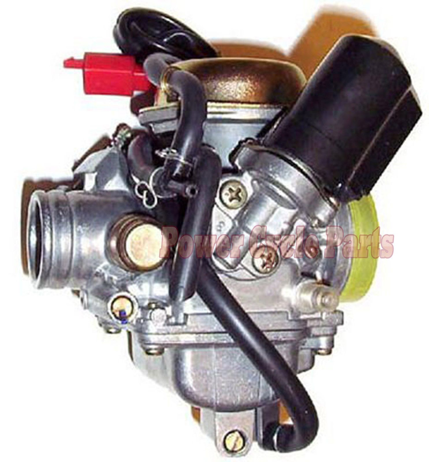 Gy6 150cc Complete Carburetor Roketa Lance Tank Bmx Znen Sunl Pd24j Carb Choke 150cc Carburetor Fuel Delivery