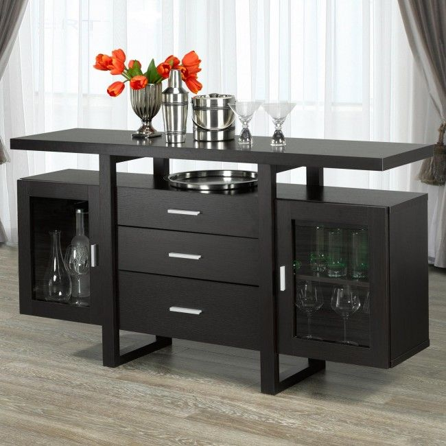 Brassex Monaco Buffet Server Espresso