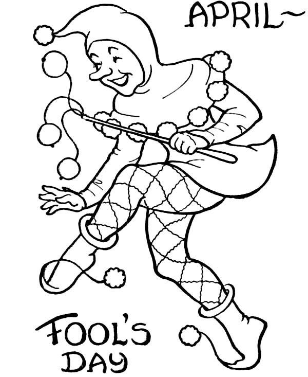 April Coloring Pages. Spring Color By Number April Spring Showers ...