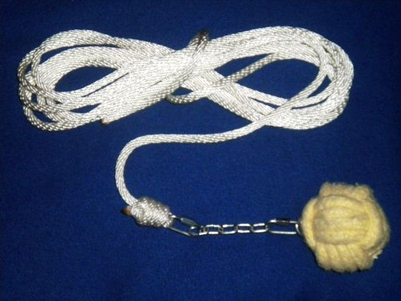 how to make a rope dart