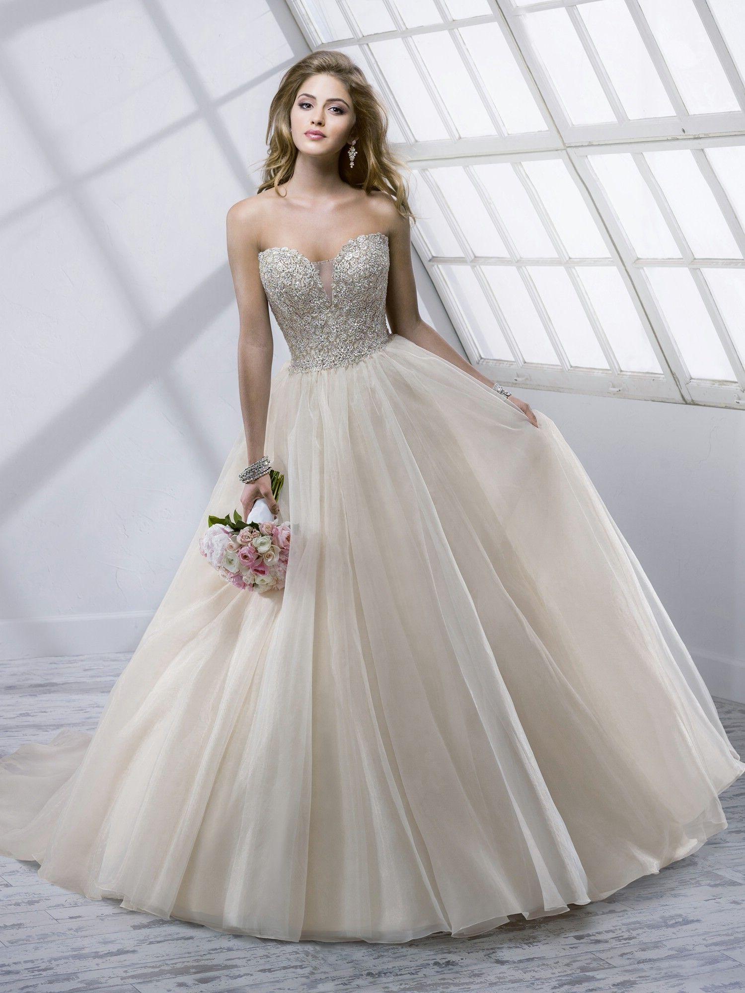 Sottero & Midgley Wedding Dresses - Style Angelette 4SS811 ...