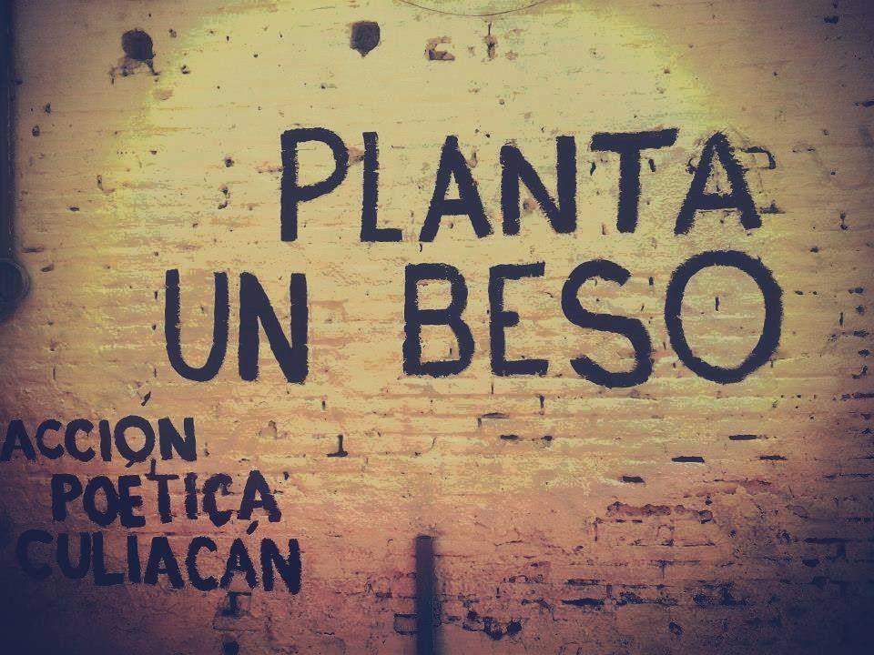 Letras, paredes, frases, amor vida, paz, acción, poética @Luna - paredes con letras