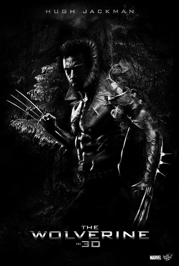Immortal Wolverine by Obery Nicolas