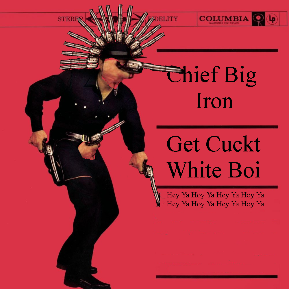 Chief Big Iron in 2020 Ballad, Songs, Super smash brothers